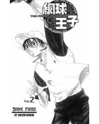 Prince of Tennis 8 : Snake Fangs Volume Vol. 8 by Konomi, Takeshi