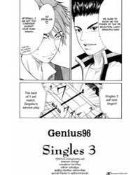 Prince of Tennis 96 : Singles 3 Volume Vol. 96 by Konomi, Takeshi