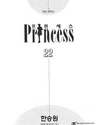 Princess 22: Volume 22 by Seung-won, Han