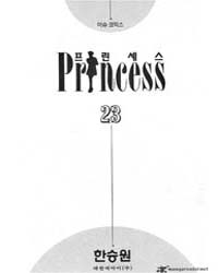 Princess 23: Volume 23 by Seung-won, Han