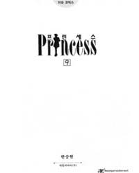 Princess 9: Volume 9 by Seung-won, Han