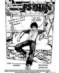 Psyren 4 : the Forbidden Human Alfred Volume Vol. 4 by Toshiaki, Iwashiro