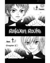 Rakuen Route 2 Volume Vol. 2 by An, Tsukimiya