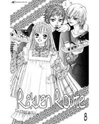 Rakuen Route 8 Volume Vol. 8 by An, Tsukimiya