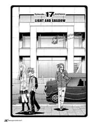 Ratman 17 : Light and Shadow Volume Vol. 17 by Sekihiko, Inui
