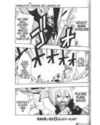 Rave 132 : Black Heart Volume Vol. 132 by Hiro, Mashima