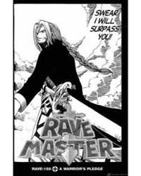 Rave 158 : a Warrior's Pledge Volume Vol. 158 by Hiro, Mashima