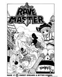 Rave 17 : Sweet Dreams and Bitter Kisses Volume Vol. 17 by Hiro, Mashima