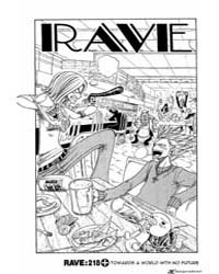 Rave 218 : Towards a World of No Future Volume Vol. 218 by Hiro, Mashima