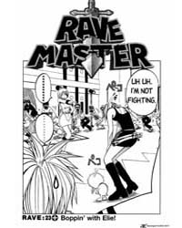Rave 23 : Bopping' with Elie! Volume Vol. 23 by Hiro, Mashima