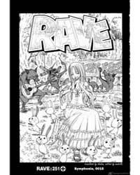Rave 251 : Symphonia, 0015 Volume Vol. 251 by Hiro, Mashima