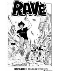 Rave 263 : Combined Strength Volume Vol. 263 by Hiro, Mashima