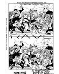 Rave 268 : 10 Holy Sword, Drips of Life Volume Vol. 268 by Hiro, Mashima