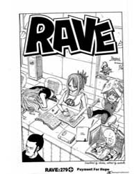 Rave 279 : Payment for Hope Volume Vol. 279 by Hiro, Mashima