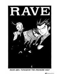 Rave 285 : Towards the Promise Way Volume Vol. 285 by Hiro, Mashima