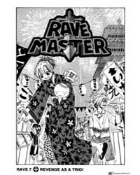 Rave 7 : Revenge as a Trio Volume Vol. 7 by Hiro, Mashima