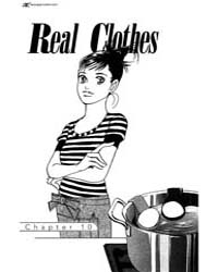 Real Clothes 10 Volume Vol. 10 by Satoru, Makimura