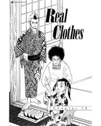 Real Clothes 14 Volume Vol. 14 by Satoru, Makimura
