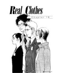 Real Clothes 18 Volume Vol. 18 by Satoru, Makimura