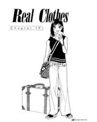Real Clothes 19 Volume Vol. 19 by Satoru, Makimura