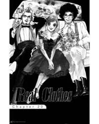 Real Clothes 20 Volume Vol. 20 by Satoru, Makimura