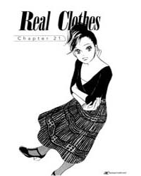 Real Clothes 21 Volume Vol. 21 by Satoru, Makimura