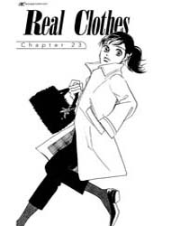 Real Clothes 23 Volume Vol. 23 by Satoru, Makimura