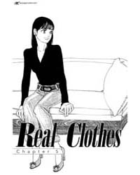 Real Clothes 5 Volume Vol. 5 by Satoru, Makimura