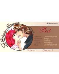 Red (Kobayashi Hiromi) 5 Volume No. 5 by Spindler, Erica