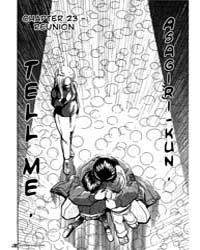 Region 23: Reunion Volume Vol. 23 by Yuki, Fujisawa