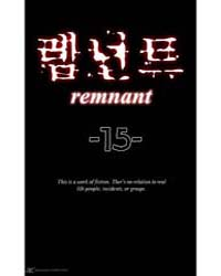 Remnant 15 Volume Vol. 15 by Taerang