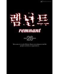 Remnant 26 Volume Vol. 26 by Taerang