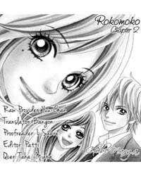 Rokomoko 2: it's Not a Date Volume No. 2 by Miwa, Ueda