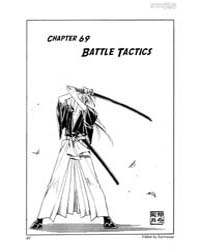 Rurouni Kenshin 69 : Battle Tactics Volume Vol. 69 by Nobuhiro, Watsuki