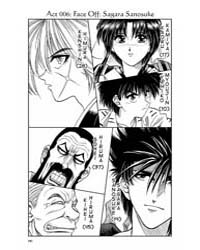 Rurouni Kenshin 6 : Showdown - Sagara Sa... Volume Vol. 6 by Nobuhiro, Watsuki