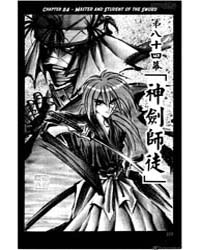 Rurouni Kenshin 84 : Master and Student ... Volume Vol. 84 by Nobuhiro, Watsuki