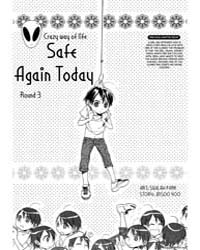 Safe Again Today 3 Volume Vol. 3 by Jin-soo, Yuu