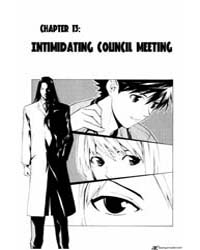 Saijou No Meii 13: Intimidating Council ... Volume Vol. 13 by Hashiguchi, Takashi