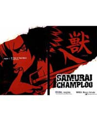 Samurai Champloo 1 Volume Vol. 1 by Gotsubo, Masaru