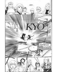 Samurai Deeper Kyo 211: an Awkward Loyal... Volume Vol. 211 by Kamijyo, Akimine