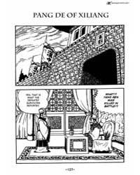 Sangokushi 230: Pang De of Xiliang Volume No. 230 by Mitsuteru, Yokoyama