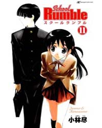 School Rumble 11: Volume 11 by Jin, Kobayashi