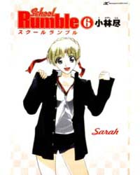 School Rumble 6: Volume 6 by Jin, Kobayashi