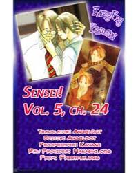 Sensei 24 Volume No. 24 by Kazune, Kawahara