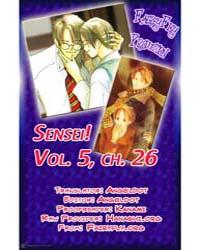 Sensei 26 Volume No. 26 by Kazune, Kawahara