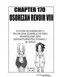 Shaman King 170 Volume Vol. 170 by Hiroyuki, Takei