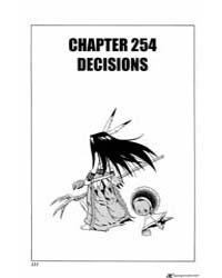 Shaman King 254 Volume Vol. 254 by Hiroyuki, Takei