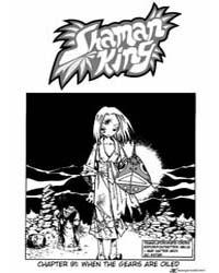 Shaman King 91 : when the Gears Are Oile... Volume Vol. 91 by Hiroyuki, Takei