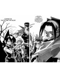 Shaman King 96 : the Cut and the Blood Volume Vol. 96 by Hiroyuki, Takei
