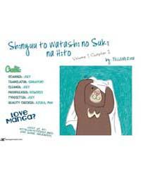 Shinyuu to Watashi No Suki Na Hito 2 Volume No. 2 by Rina, Yagami